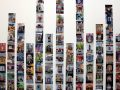 Esplendor. Fotografías 10 x 15 sobre pared. Instalación 5 x 2 m. 2014
